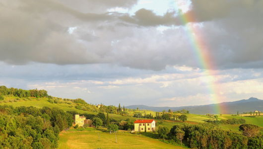 Val d'Orcia Feature