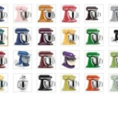 Kitchen Aid Colors Dinette Sets Kitchenaid Mixer A Thrifty Mom Recipes Crafts Diy And More