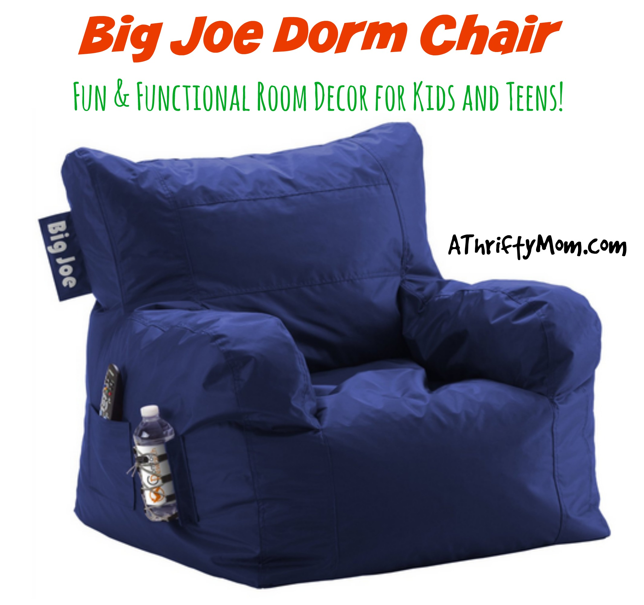 big joe kids chair white dining table and 6 chairs uk dorm fun functional room decor for teens a thrifty mom recipes crafts diy more