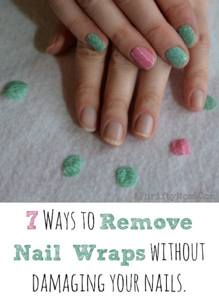 How To Easily Remove Jamberry Nail Wraps Without Causing Damage Your Nails Nailart