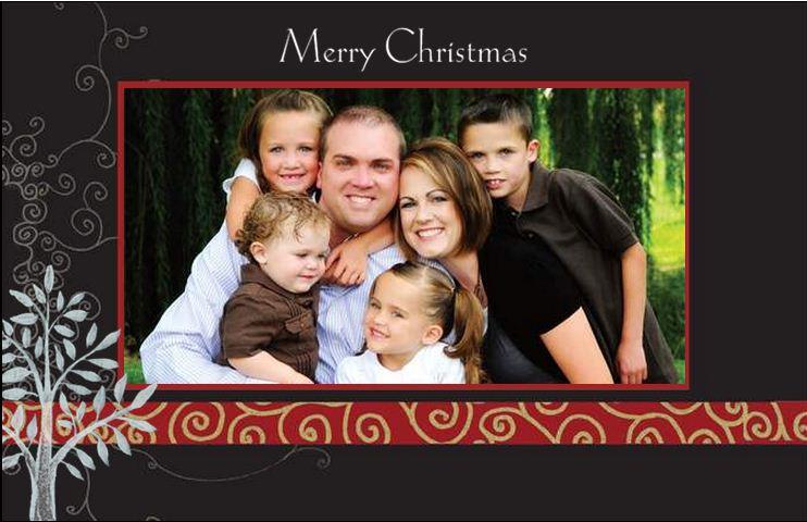 One Day Left Christmas Card Sale 50 Photo Christmas