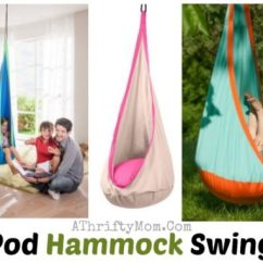 Hammock Chair Amazon Jysk Christmas Covers Pod Swing ~ My Kids Might Just Curl Up And Decide To Live Inside This!