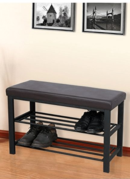 Entryway Shoe Storage Bench A Thrifty Mom Recipes