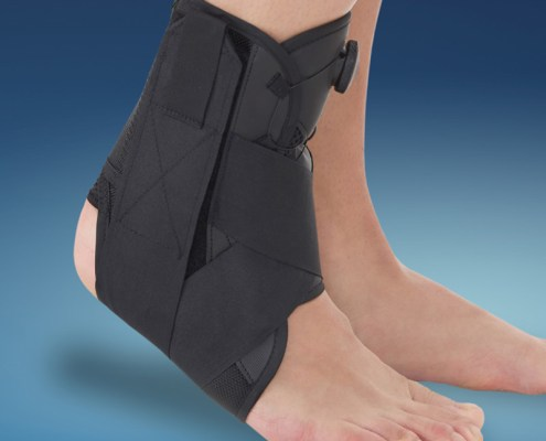ankle support, boa fixing system, boa support brace UK, running injury, sprained ankle, ankle fracture, ankle joint injury