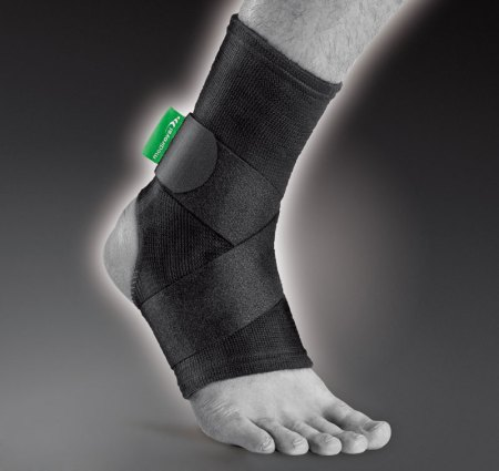 ankle support with extra strap