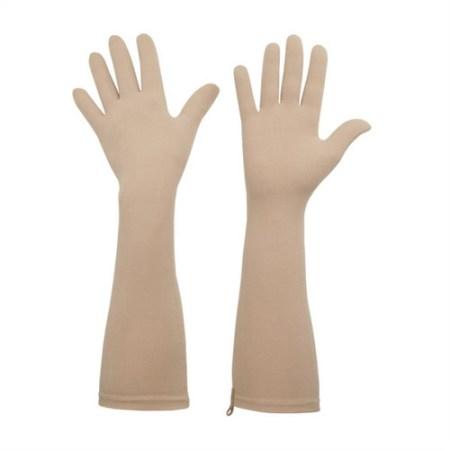 sahara, protex elbow length protective UV gloves