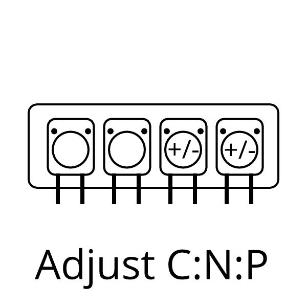 Adjust dosage of Nutrition C:N:P » ATI-Aquaristik
