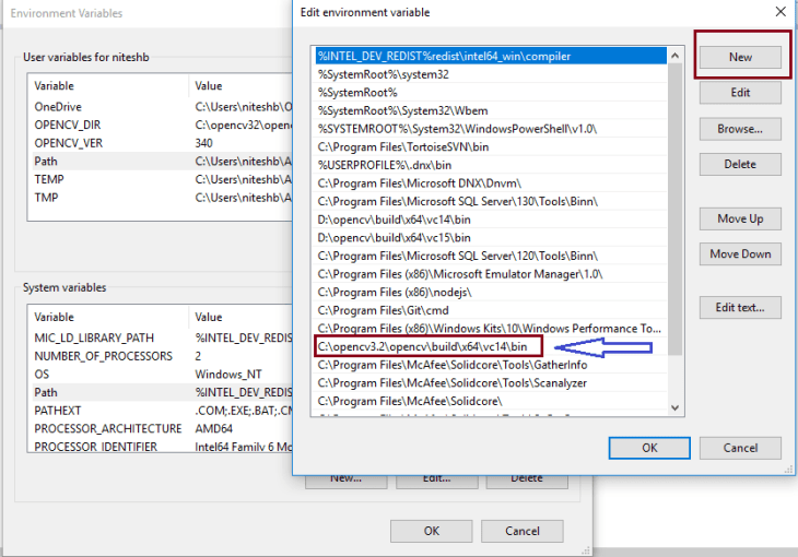 Install OpenCV with Visual Studio - AticleWorld