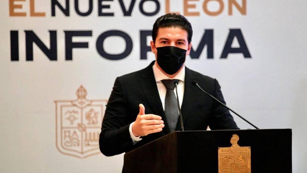 """""""Somos 100 por ciento transparentes"""": Samuel García, gobernador de Nuevo León presume 'transparencia' en su estado"""