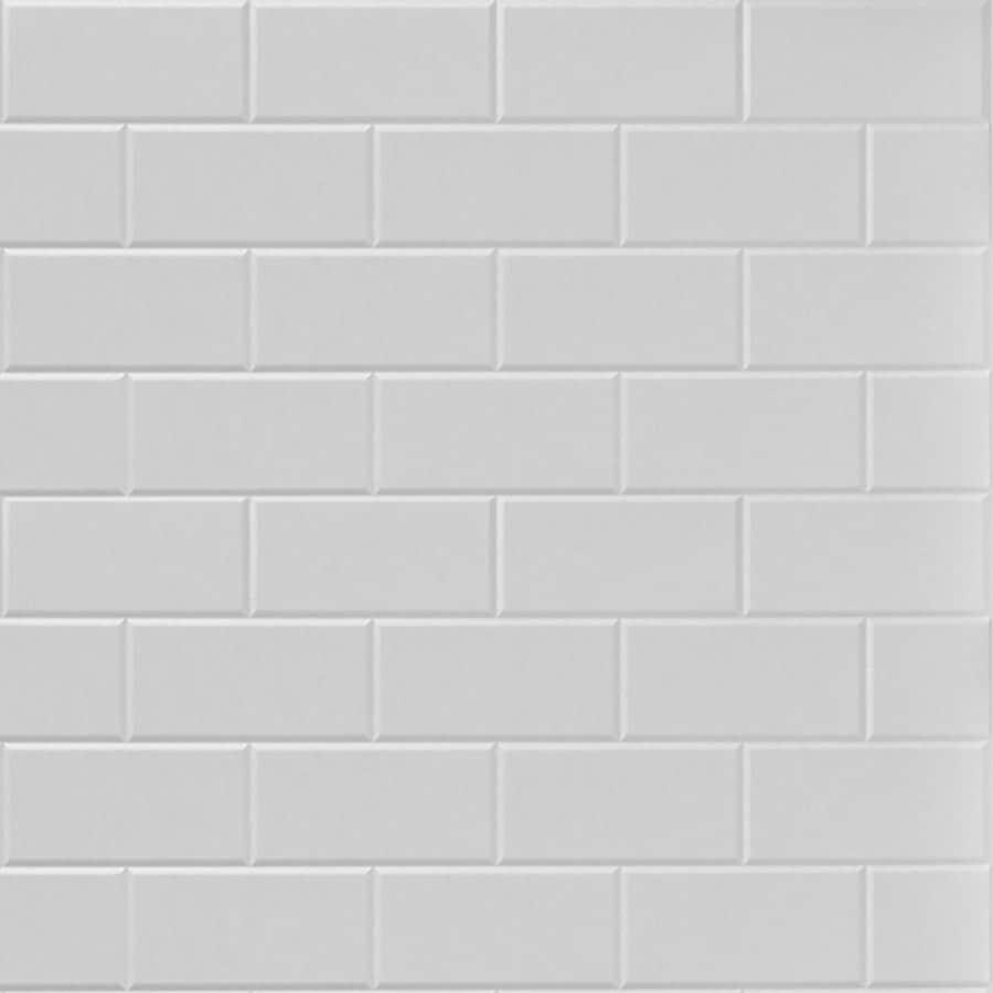 subway tile sample