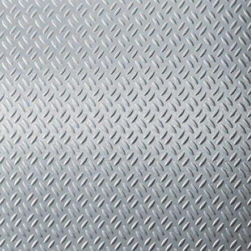brushed aluminum diamond plate