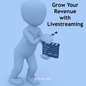 Grow Your Revenue with Livestreaming