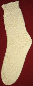 Pine Tree Sock
