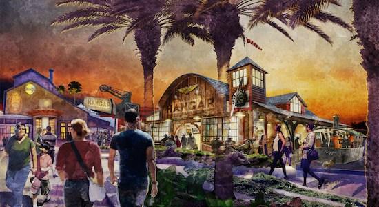 Downtown Disney becomes Disney Springs!