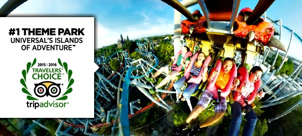Let us take you to the Best Theme Parks in the World!