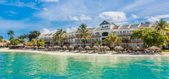 Sandals offers more than a trip — it's a VACATION!