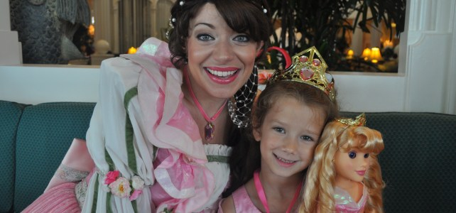 Review of My Disney Girl's Perfectly Princess Tea Party