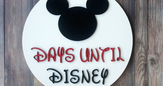Countdown to Disney