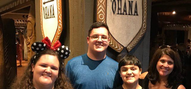 Allergy-Free Eating at Walt Disney World
