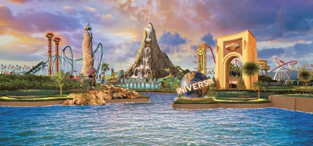Universal is ready to welcome you back!