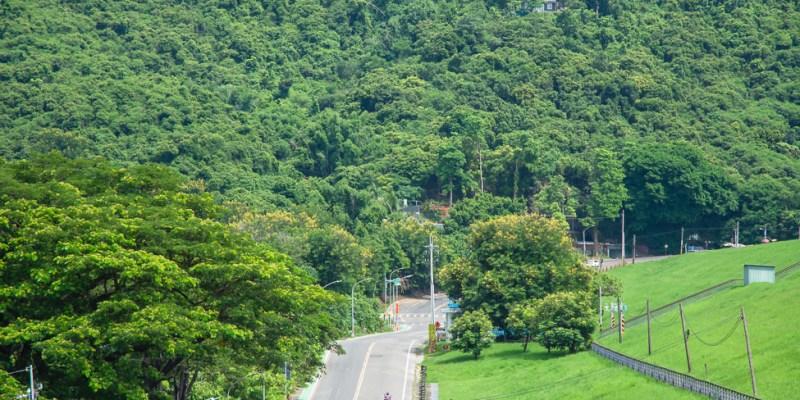 |高雄景點|阿公店水庫,走上水庫壩堤步道,欣賞小崗山山巒美景與崗山之眼