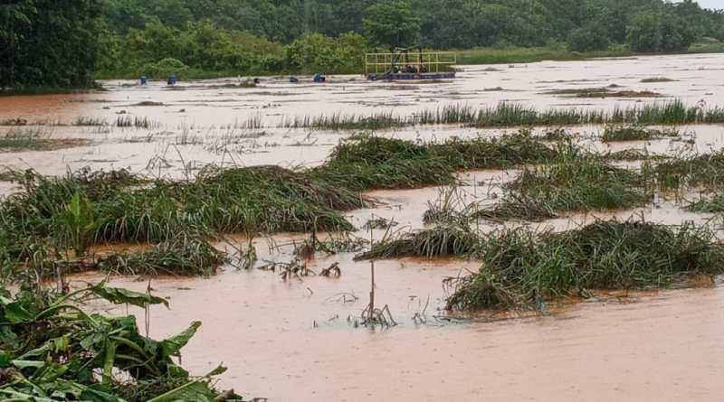Nota da Articulação em solidariedade à comunidade Aurizona, no Maranhão, impactada por rio de lama