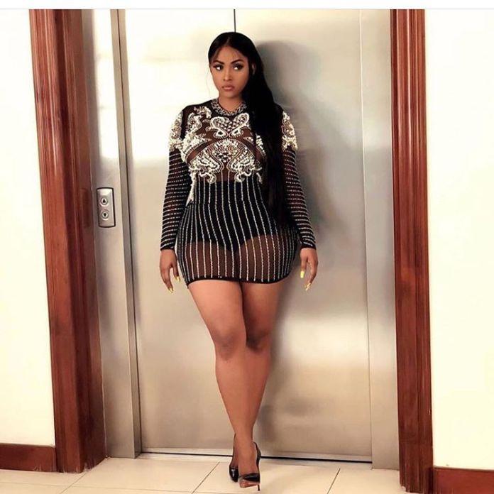 Yanique 'Curvy Diva' Barett