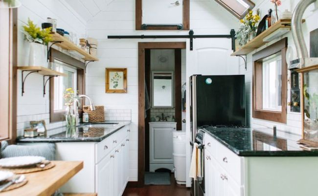 Modern Tiny House Plans For Beginners Tiny Houses