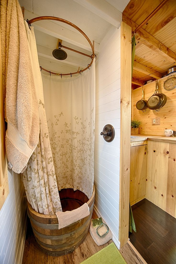 5 Excellent Tiny House Shower Ideas — Tiny Houses