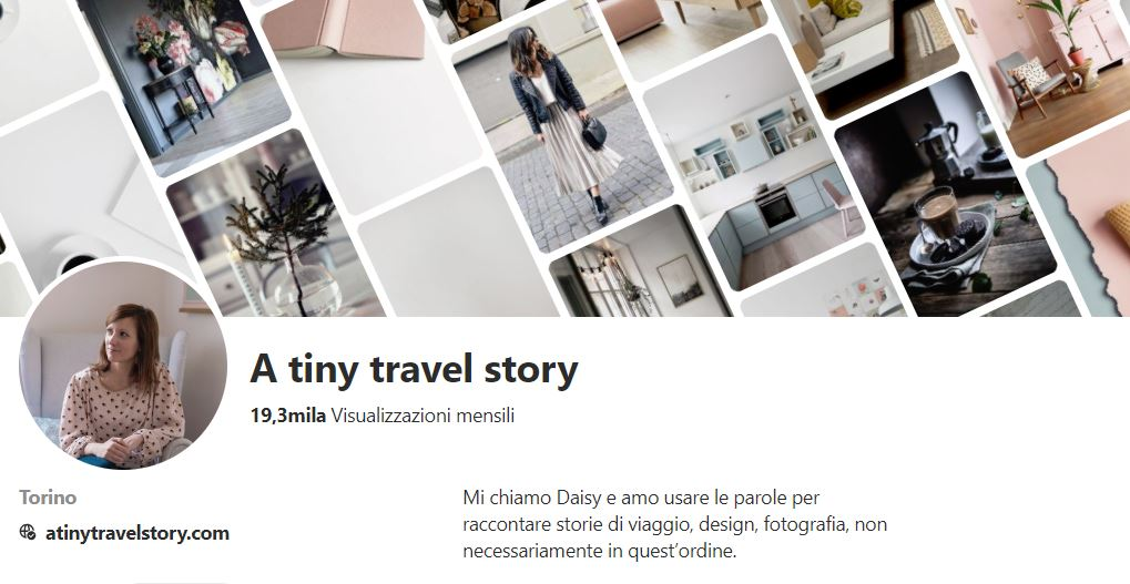 Pinterest A tiny travel story