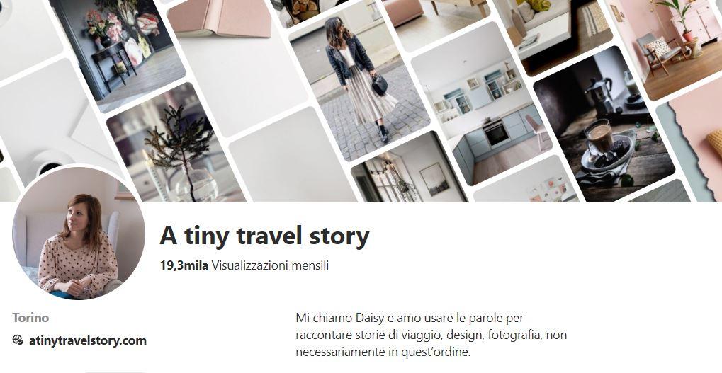 Pinterest A tiny travel story