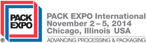 Pack Expo Chicago 2014