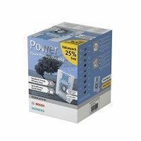 Siemens VZ123GALL Staubsaugerbeutel PowerProtect Type G ...