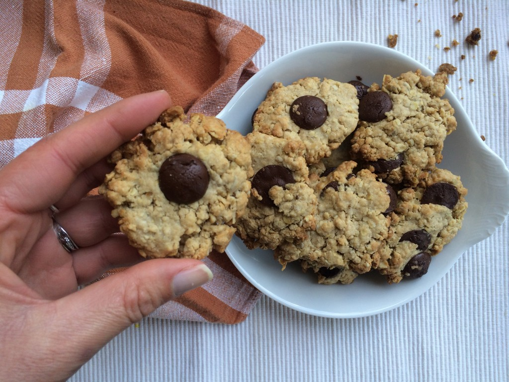 biscuits healthy petit déjeuner