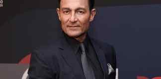 Fernando Colunga em evento da Telemundo