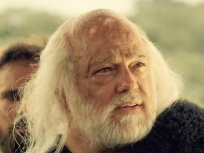 Jayme Periard como Lameque em 'Gênesis' (Record)