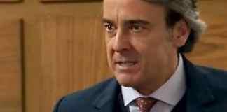 Aparício (Alexandre Borges) em 'Haja Coração' (Globo)
