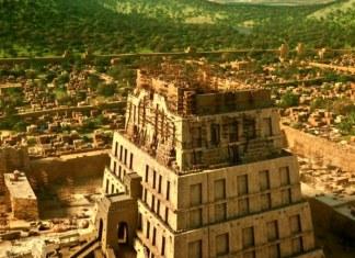 Cenas da novela 'Gênesis' (Record)