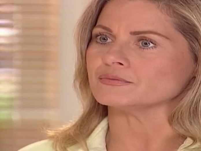 Vera Fischer como Helena em 'Laços de Família' (Globo)