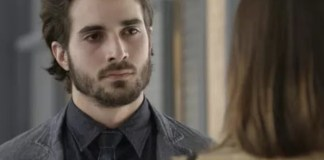 Fiuk interpretando Ruy em A Força do Querer (Globo)