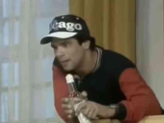 Maurício Mattar como Téo em 'A Viagem' (Canal Viva)