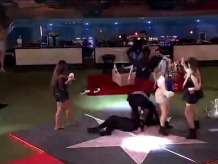Festa do Líder do 'BBB21' (Globo)