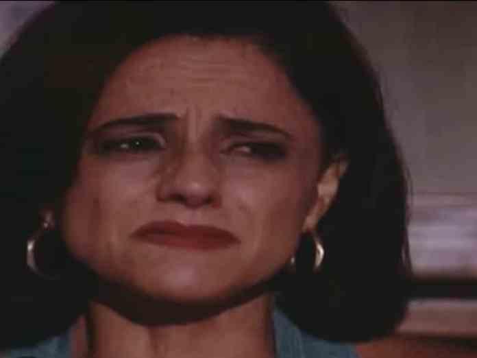 Marieta Severo como Alma em 'Laços de Família' (Globo)