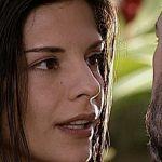 Cíntia (Helena Ranaldi) e Pedro (José Mayer) em 'Laços de Família' (Globo)
