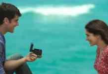 Felipe (Marcos Pitombo) e Shirlei (Sabrina Petraglia) em 'Haja Coração' (Globo)