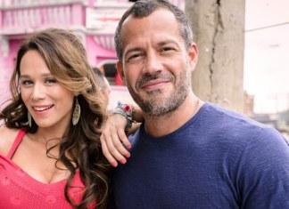 Tancinha (Mariana Ximenes) e Apolo (Malvino Salvador) em 'Haja Coração' (Globo)