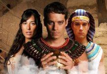 A trama bíblica 'Os Dez Mandamentos' voltará a ser exibida pela (Record)