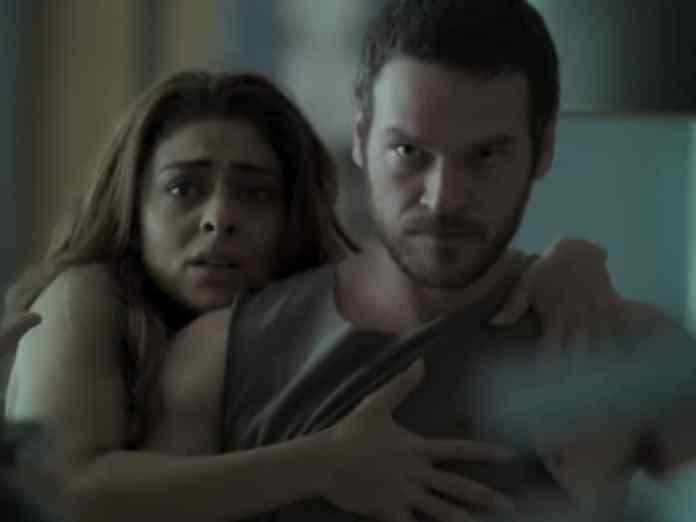 Bibi (Juliana Paes) e Rubinho (Emilio Dantas) em 'A Força do Querer' (Globo)