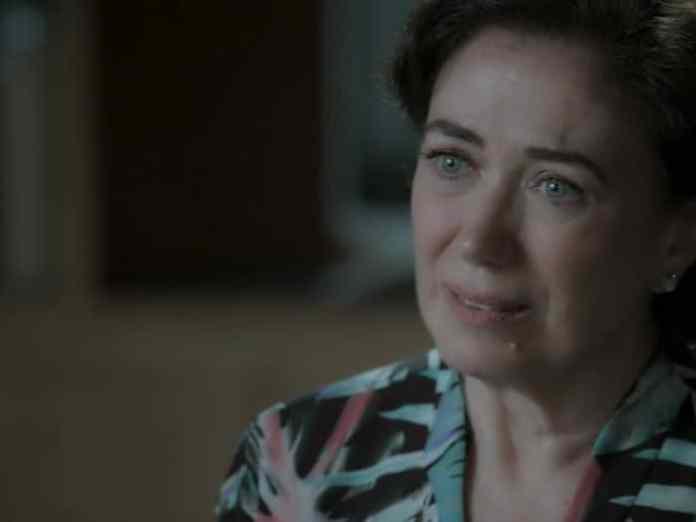 Lilia Cabral interpretando Silvana em 'A Força do Querer' (Globo)