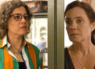 Cenas da novela 'Amor de Mãe' (Globo)